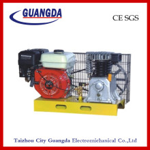 5.5HP Gasoline Base Plate Air Compressor (DCV2055)