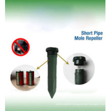 Battery Operated Tube Mole Repellent Mice Repeller Pest Trap