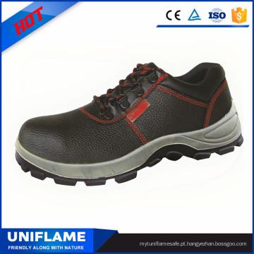 Marca Gaomi Steel / Composite Toe Sapatos de Segurança S3 / S1p