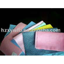 lingettes de nettoyage tissu non tissé