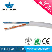 Manufactuer UTP cable de 2 pares de UTP cat3