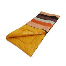 Saco de dormir al por mayor de algodón, mejor saco de dormir con mochila