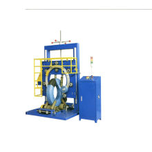 Ac 380v Coil Wrapping Machine With Vertical Structure Gs-200-n