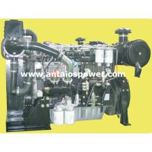 Двигатель с водяным охлаждением Lovol 1006tgm