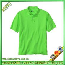 Горячий продавать человек 100% хлопок гольф-поло футболки (XY0069)