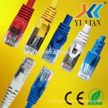lowest price rj45 network cat6 patch cord 2m 3m 5m cable for computer