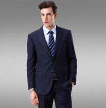 Success Man Business Suits Coat Pant Suits for Men (CH012)