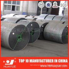 Bande de conveyeur en caoutchouc industrielle résistante à l'huile (caoutchouc de NBR)