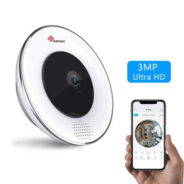 Mini telecamera 360 wifi hd da 3 MP