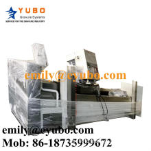 Double-head Copper Grinding Machine for gravure cylinder grinder