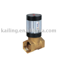 Válvula de pistão pneumática Q22HD-40