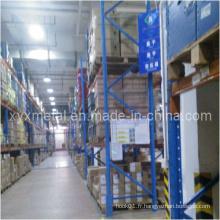 Entrepôt Entrepôt de stockage de stockage moyen Stockage de palette sélective