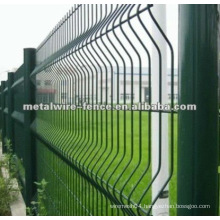 power coated wire mesh fence