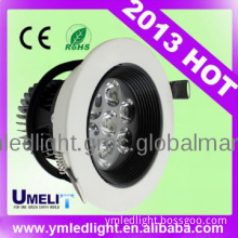 high ceiling track lighting system