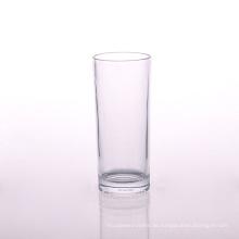 300ml lustige Tasse Großhandel klar Tumbler Glas
