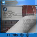 2016 populaire haute qualité technologie 500 * 500 9 * 9 rétro-éclairé textile pvc flex bannière pour l'impression
