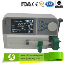 Pompe à seringue à laboratoire de haute qualité