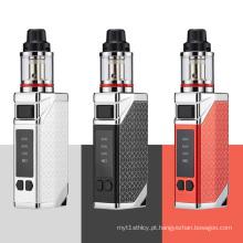 2021 kits de vaporizador de fumaça recarregável e-cigarro