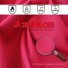 Tissu ignifuge et antistatique 100% coton