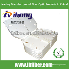 Barre d'épissure à fibre optique à 24 fentes