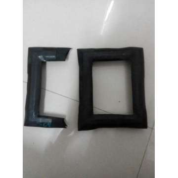PVC Refrigerated Truck Box Rubber Seal para porta deslizante