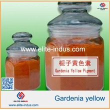 Health Food Plant Extract Gardenia Yellow Food Yellow Colorant