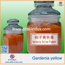 Gardenia Yellow Food Gelber Farbstoff Gardenia Yellow