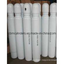 Portable Aluminum Oxygen Breathing Cylinder with Regulators