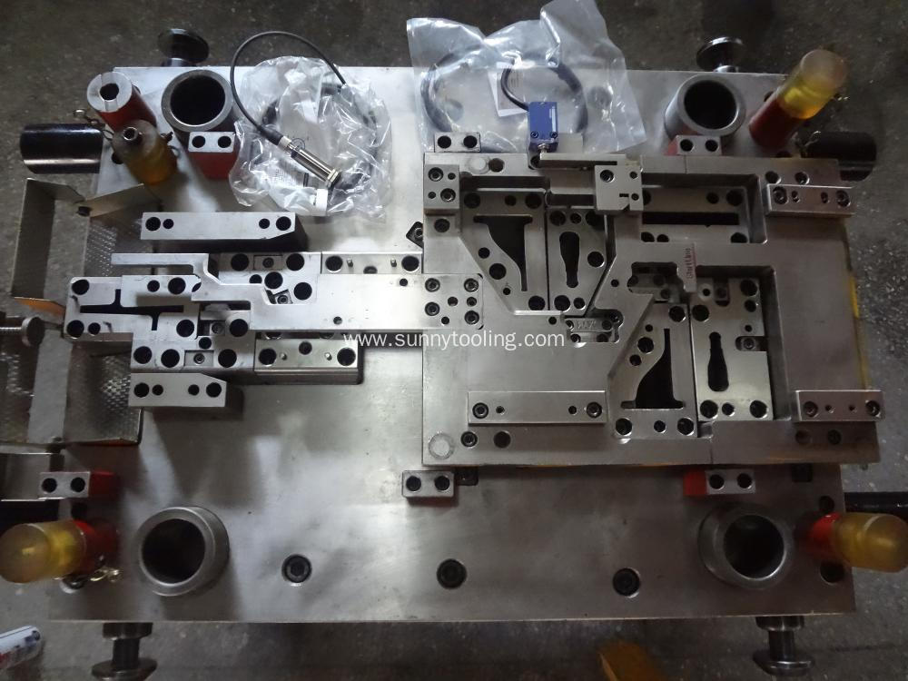 Stainless High Quality Progressive Die Cold Stamping Mould