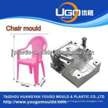 Molde de cadeira de plástico para indústria em linha Molde de cadeira de injeção e preço de molde de chiar doméstico em Taizhou Zhejiang China