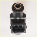 Static flow rate at 3 bar 186.6 g/min petrol injection valve BOSCH 0280155734 for FORD Dodge journey 2.7 V6