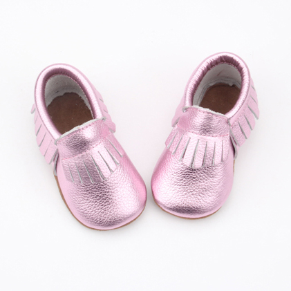 Soft Sole Moccasin Shoes