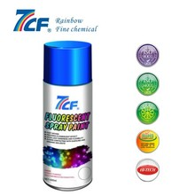 Tinta Spray fluorescente