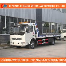 Dongfeng 4X2 Abschleppwagen Dongfeng Abschleppwagen LKW 4X2 Recovery Truck