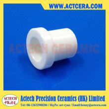 High Precision Al2O3/Alumina Ceramic Bush/Sleeve/Liner/Pipe Manufacturing
