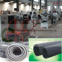 Second Hand Corrugated Pipe Line