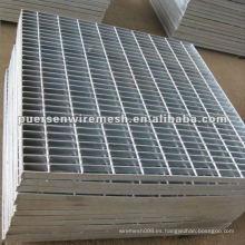 Fabricación de rejillas de acero galvanizado de corte (G325 / 30/100)