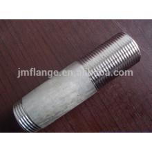 Export-Schraube Carbon Stahl Gewinde Endrohr Nippel