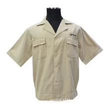 Short sleeves work uniform, suitable for men and women