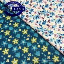 Tissu d'escalier tricoté 97 polyester 3 spandex polyester