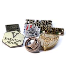 Custom Private Brand Logo garment accessories