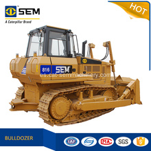 SEM816 Bulldozer Big Power Bajo consumo de aceite