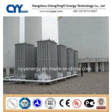 Liquid Oxygen Nitrogen Argon LPG LNG High Pressure Ambient Vaporizer