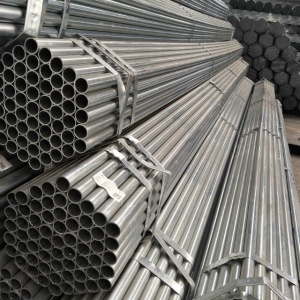 Galvanized tube steel pipe