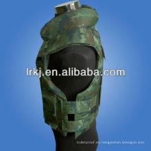 armadura corporal / NIJ IV chaleco a prueba de balas del ejército