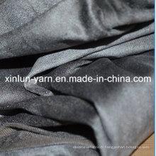Tissu en daim de haute qualité pour le vêtement de chaussures