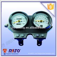 Preis Rabatt schwarz Motorrad Tachometer für FK150-A zum Verkauf