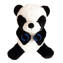 Electric Animal Shaped Back Shiatsu Kneading Neck Massage Machine Equipment Panda Body Massager Pillow