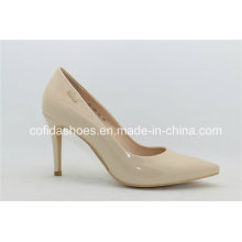 16ss Europe New Fashion High Heels Women′s Shoes