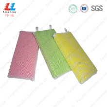 Innovative mesh sponge pad kitchen cleaning